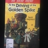 We Were There at the Driving of the Golden Spike, cover