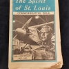 Spirit of St. Louis, cover