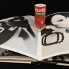 Andy Warhol's Index Book - soup can pop up