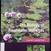 The biology of freshwater wetlands- Cover photo