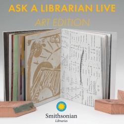 Ask a Librarians Live: Art Edition