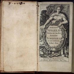 Isagoges in rem haerbarium libri duo.