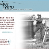 Chasing Venus- Observing the Transits of Venus 1631-2004