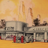 Doodles, Drafts & Designs- Industrial Drawings from the Smithsonian