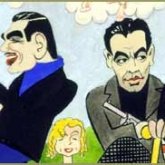 Celebrity Caricature- Selections from the Smithsonian Institution Libraries