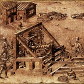 Ramelli's Machines- Original drawings of 16th century machines