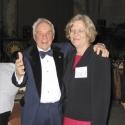 Imagd of Joseph F. Cullman 3rd and Leslie K. Overstreet