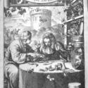 Blankaart, Steven. Schou-burg der rupsen, wormen, ma'den… Amsterdam, 1688.   Engraved title page.