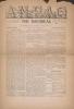 Cover of Anpao Vol.33 No. 7-8, Aug. ⓠSept. 1921