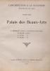Cover of L'architecture & la sculpture à l'Exposition de 1900 v. 1