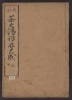 Cover of Chanoyu hyōrin v. 3