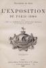 Cover of L'Exposition de Paris (1900) t. 1