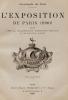 Cover of L'Exposition de Paris (1900) t. 2