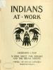 "Cover of ""Indians at work v. 4 no. 8 (1936: Dec. 1)"""