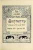 Cover of The Inland architect and news record v. 15-16 Feb 1890-Jan 1891