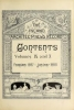Cover of The Inland architect and news record v. 9-10 Feb 1887-Jan 1888
