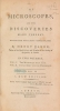 Cover of Of microscopes and the discoveries made thereby v. 2