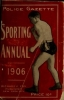 Cover of Police gazette sporting annual