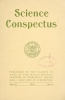 """Cover of """"Science conspectus"""""""