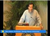 Dan Cohen at the podium