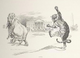 Drawing from Life- Caricatures and Cartoons from the American Art Portrait Gallery Collection