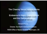 Chasing Venus Lecture Series: Endeavour's Wake Captain Cook and the Transit of Venus
