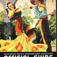 Official Guide, Souvenir Program and Picture Book of the California Pacific International Exposition, 1936.