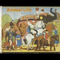 Featuring- Animal life in fact, fancy and fun