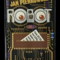 Robot popup book